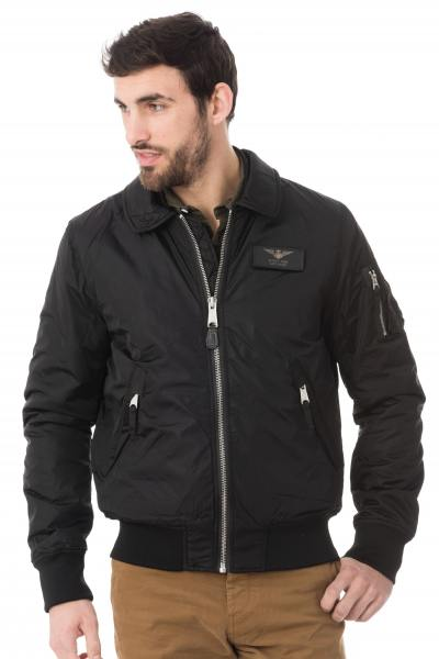 Blouson Homme Schott FLIGHT170 BLACK