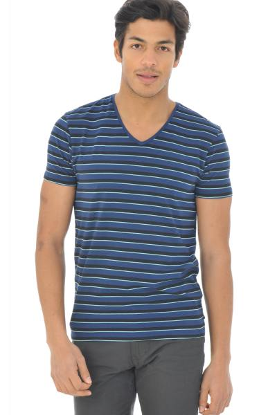 Tee Shirt Homme Scotch and Soda 130855 B