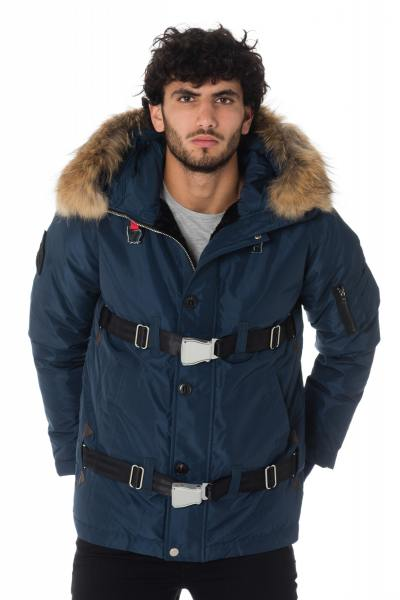 Blouson Homme The New Designers CAPTAIN NAVY