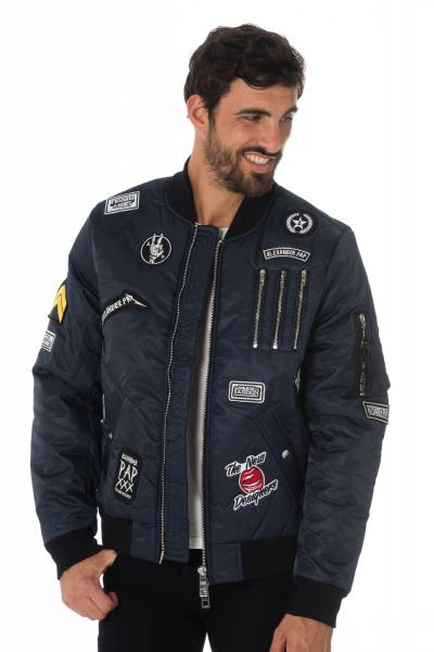Blouson Homme The New Designers COOPER NAVY H18