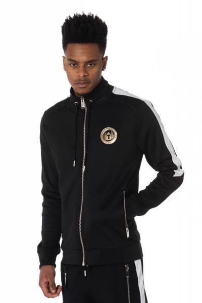 Pull/Sweatshirt Homme horspist STAR M304 BLACK