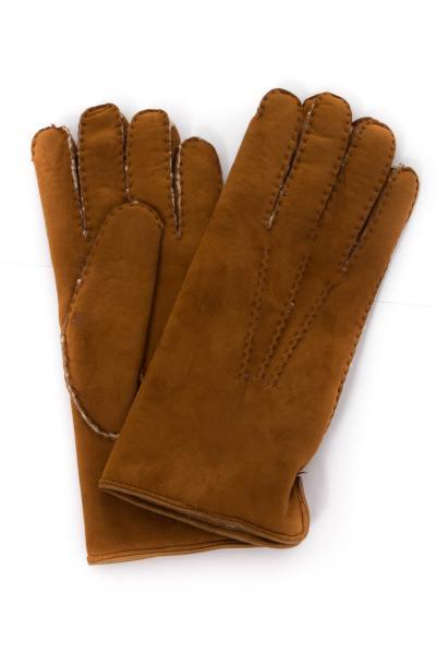Herren-Handschuhe aus Schaffell              title=