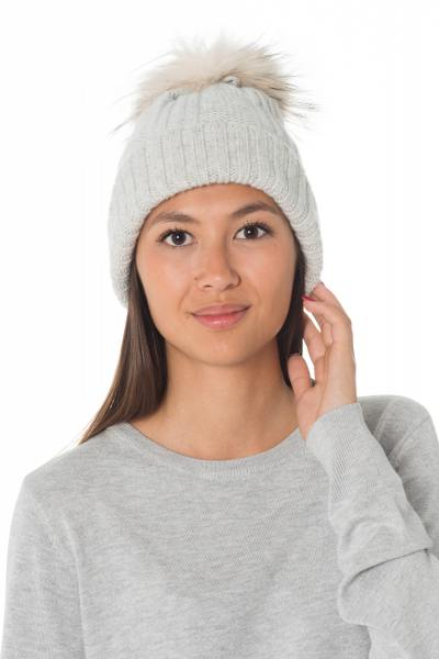 Bonnet Femme Oakwood COOL GRIS CHINE 568