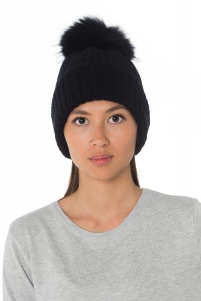 Bonnet Femme Oakwood COOL NOIR 501