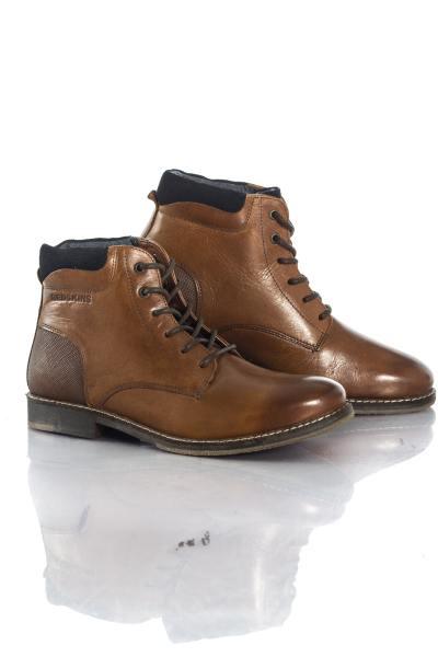 Boots / bottes Homme Chaussures Redskins JIVARO COGNAC MARINE