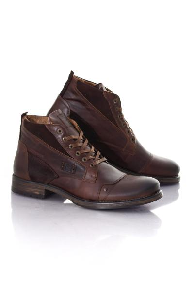 Boots / bottes Homme Chaussures Redskins YVORI BRANDY