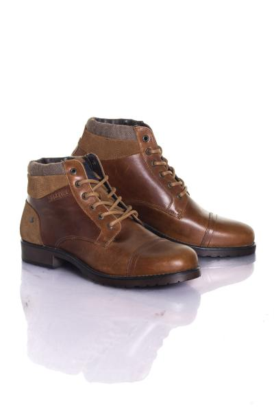 Boots / bottes Homme Chaussures Redskins EBIEN COGNAC