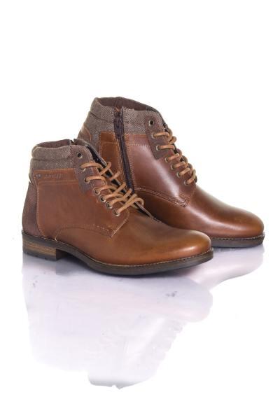 Boots / bottes Homme Chaussures Redskins PARDON COGNAC MARRON