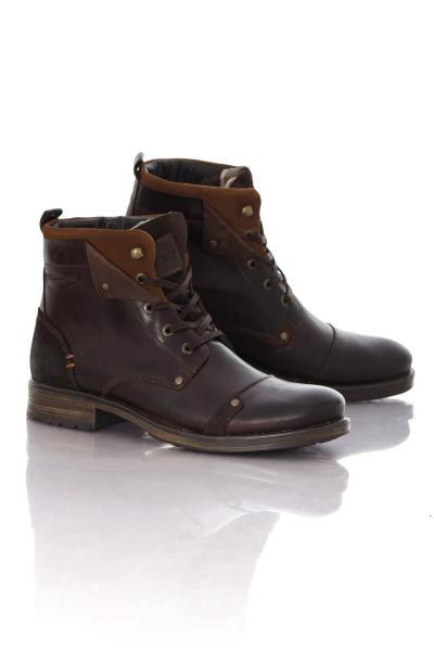 Boots homme Resdkins marron foncé              title=