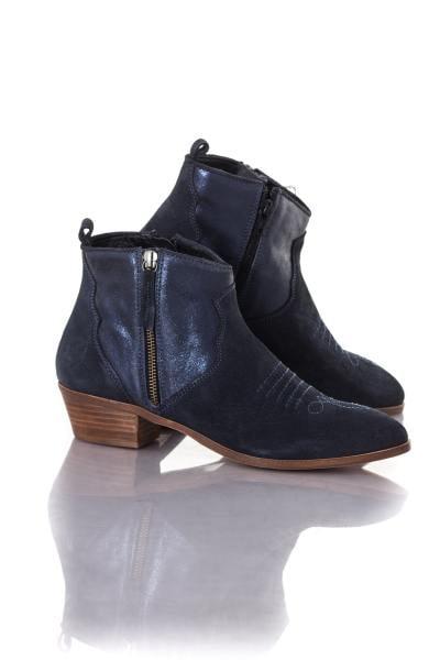 Low boots santiag femme Kaporal              title=