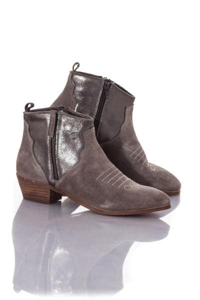 Damen Low-Boots im Cowboy-Stil Kaporal              title=