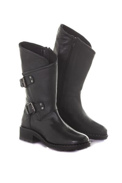 Boots / bottes Femme Les Tropéziennes de M Belarbi ANCLOU NOIR
