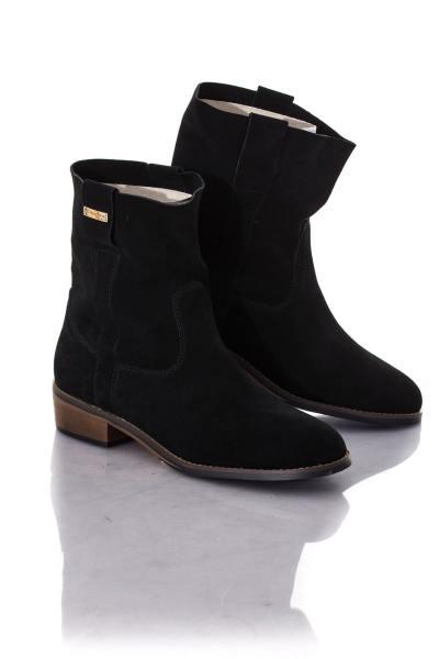 Boots / bottes Femme Les Tropéziennes par M Belarbi CURCUMA NOIR