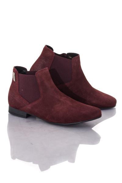 Boots / bottes Femme Les Tropéziennes par M Belarbi PARADIZO BORDEAUX