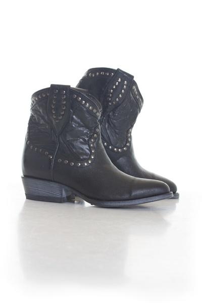 Boots / bottes Femme Schott FT1692W BLACK