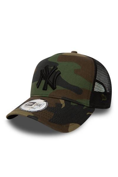 camouflagefarbene New Era-Cap              title=