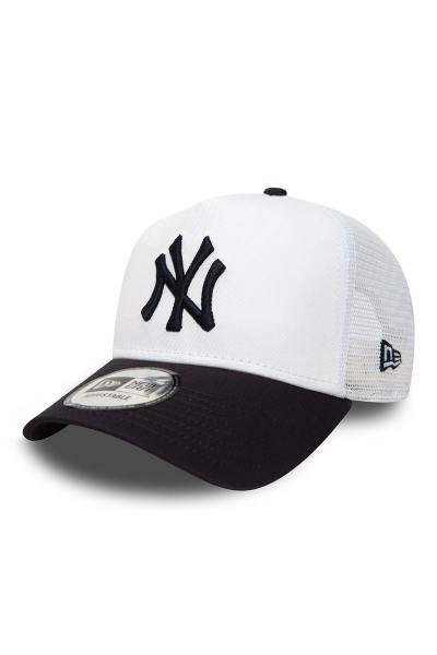 Casquette Homme New Era LEAGUE ESS TRCKR NEYYAN WHINVY 6012