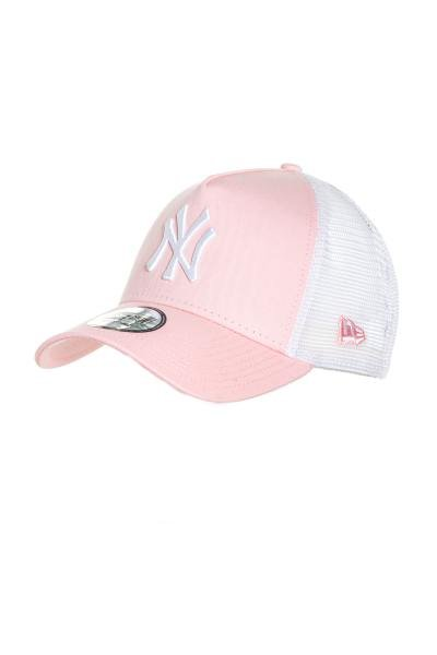 Casquette Mixte New Era LEAGUE ESS TRUCKER NEYYAN PLMWHI 2034