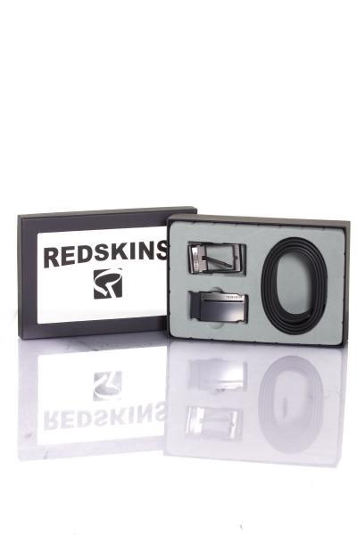 Ceinture Homme Accessoires Redskins COFFRET RED GAFTON NOIR