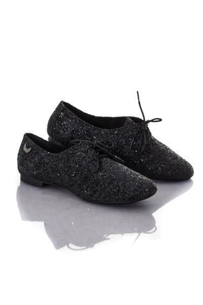 Chaussures Femme Kaporal Shoes SALUZO NOIR
