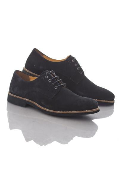 Chaussures en velours de cuir Redskins Navy