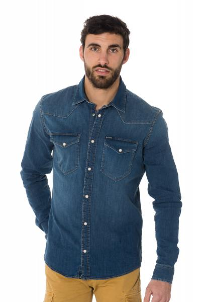 Chemise Homme Kaporal DIEGO BLUJEA