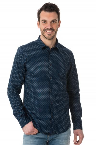 Chemise chic pour homme marque scotch and soda              title=