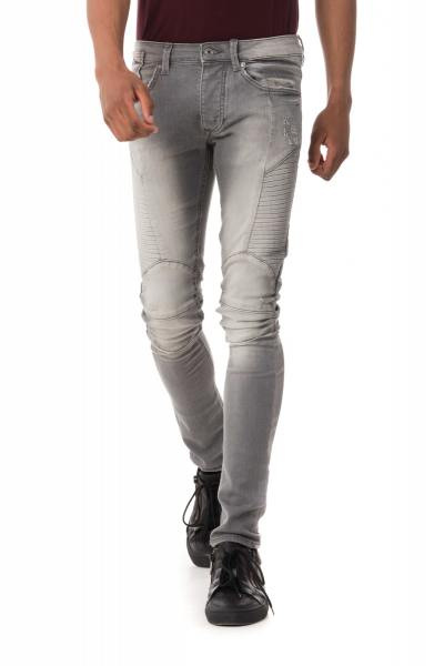 Jean Homme Redskins CRUZ GREY USED