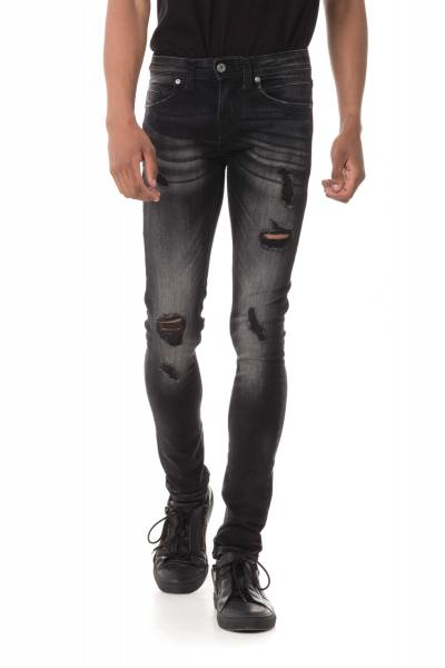 Jean Homme Redskins OTIS 2 HEAVY BLACK DESTROY