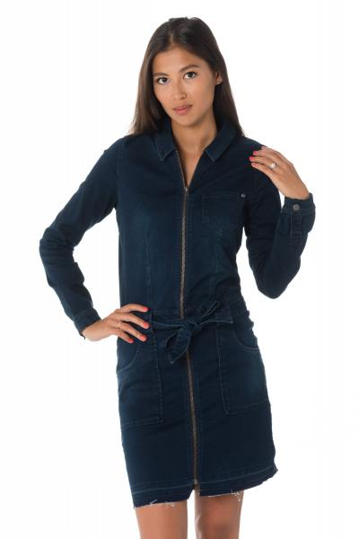 Jupe/Robe Femme Kaporal COLYN BLUE DENIM
