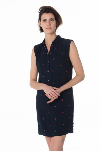 Jupe/Robe Femme Le temps des Cerises ROBE UP MIDNIGHT