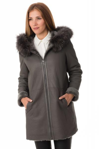 Veste Femme Intuition MAXINE TAUPE