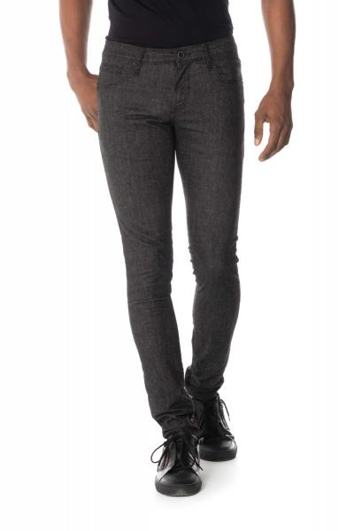 Pantalon de ville coupe slim              title=