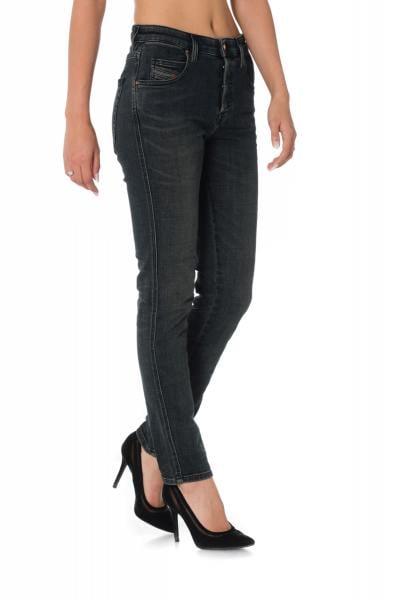 Damen Skinny Jeans Diesel BABHILA 084VQ              title=