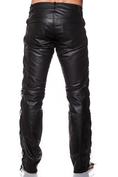 pantalon de cuir homme pantalons en cuir pas cher cuircity. Black Bedroom Furniture Sets. Home Design Ideas