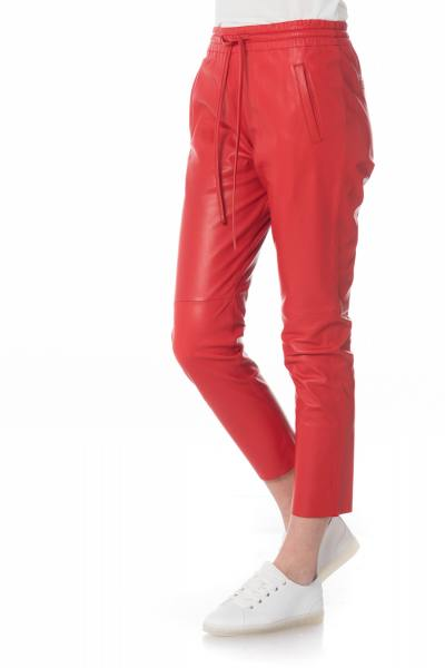 Pantalon Femme Oakwood GIFT ROUGE 538