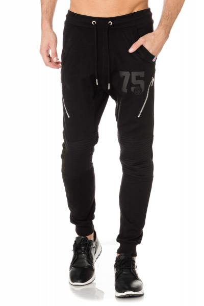 Pantalon Homme Paris Saint Germain JOGGING D DAVJOG NOIR