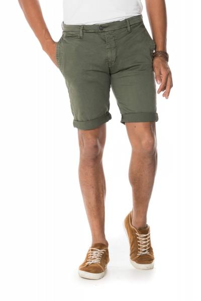 Pantalon Homme Redskins JIVE BLOCK KAKI
