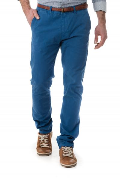 Chino bleu scotch and soda homme