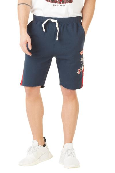 Short Homme Von Dutch BERMUDA ALAN BLEU