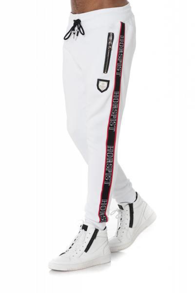 Pantalon de jogging Horspist blanc              title=