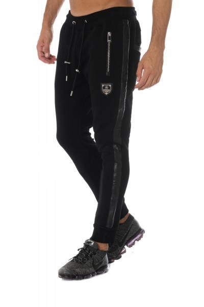 Pantalon de jogging noir Horspist              title=