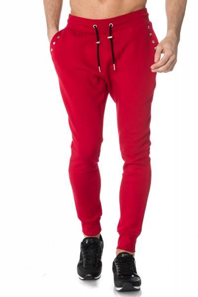Pantalon de jogging homme Horspist rouge              title=