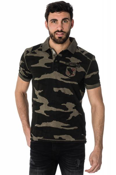 Polo homme Kaporal camouflage              title=