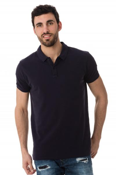 marineblaues Polo-Shirt Scotch and Soda              title=
