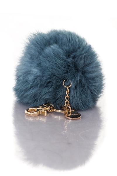 Porte clef Femme Oakwood XELDA BLEU CLAIR 629