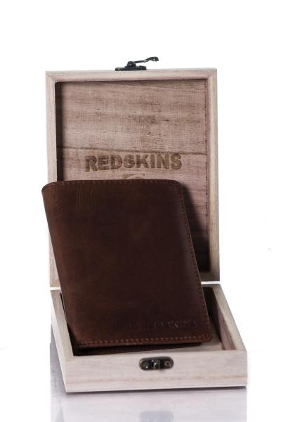 Portefeuille homme Accessoires Redskins RED FALL MARRON