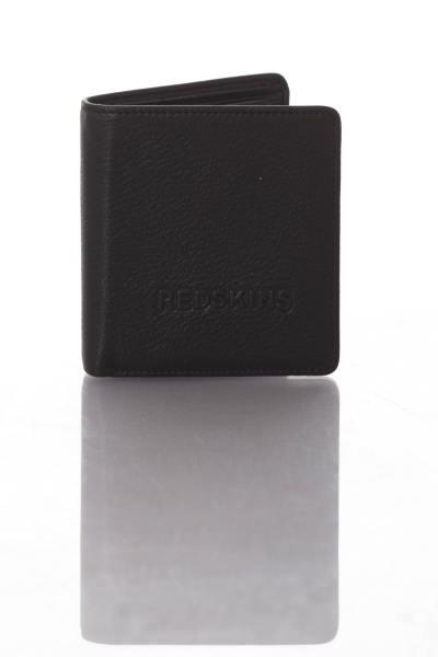 kleine,schwarze Brieftasche Redskins              title=
