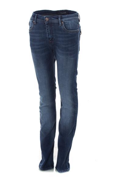 blaue Kinder-Jeans KAPORAL