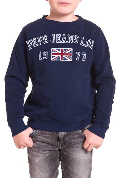 Pull enfant Pepe Jeans Bleu              title=